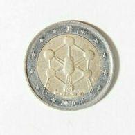 2 Euro Belgio 2006 Atomo - België