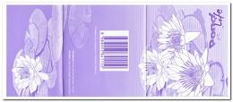 Singapore 2011, Postfris MNH, Flowers ( Booklet ) - Singapore (1959-...)