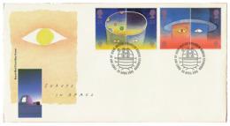 Ref. 24265 * NEW *  - GREAT BRITAIN . 1991. EUROPA CEPT. TELECOMMUNICATIONS. EUROPA CEPT. TELECOMUNICACIONES - Unclassified