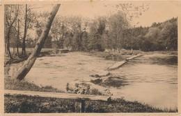 CPA - Belgique - Ronzon-Rendeux - Barrage De L'Ourthe - Rendeux