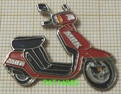 SCOOTER MBK ACTIVE ROUGE - Motorfietsen