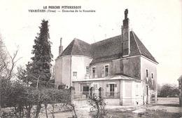 Verrières (61 - Orne) Domaine De La Roustière - Francia