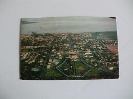 Postcard Postal Guine Bissau Vista Aérea Bissau - Guinea-Bissau