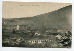 01 BELLEGARDE Sur VALSERINE Nouvelle Usine Vue Large  1920    D05 2019 - Bellegarde-sur-Valserine