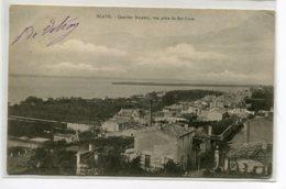 33 BLAYE  Carte RARE Quartier Bacalan Vue Prise De Ste Luce 1904 Timbrée Edit Vve Bergeon   D05 2019 - Blaye
