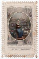NOTICE HISTORIQUE DE LA BIENHEURUSE  GERMAINE COUSIN  PIBRAC  CANIVET XIXéme - Images Religieuses