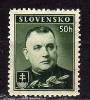 Slowakei / Slovakia, 1939, Mi 67 Y A ** [240319XXIV] - Slovakia