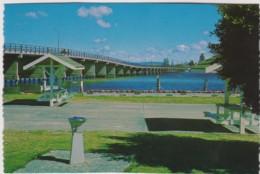 Picnic Area, Traffic Bridge, Wallis Lake, New South Wales - Unused - Australia