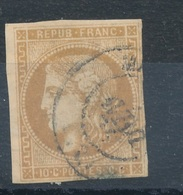 N°1 CACHET A DATE - 1849-1850 Cérès
