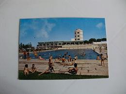 Postcard Postal Badajoz Piscina Los Montitos - Badajoz