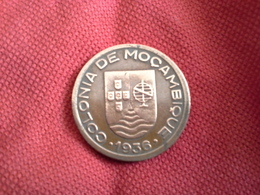10 Centavos Moçambique 1936 - Portugal