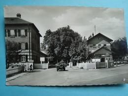 Suisse - Münsingen - CPSM - Eingang Z Alten Lager - BE Berne