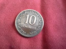 10 Centavos Moçambique 1942 - Portugal