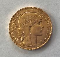 20 Francs Or COQ 1914 - France