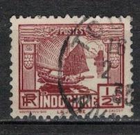 INDOCHINE          N°  YVERT   153    ( 3 )       OBLITERE       ( O   3/46 ) - Indochina (1889-1945)