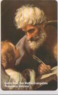 #05 - VATICAN-12 - SCV-087 - SAN MATTEO EVANGELISTA - MINT - Vatican