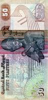 Egypte 50 Piastres 1985 UNC - Egypte