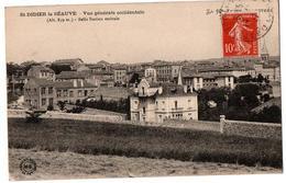 ST DIDIER LA SEAUVE VUE GENERALE OCCIDENTALE - France