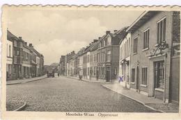 Moerbeke Waas Opperstraat - Jaz - Lamot - Ed. G. De Bock Vernimmen  - Gelopen Kaart - Moerbeke-Waas