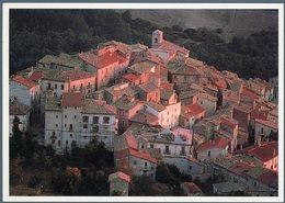 °°° Cartolina N. 261 Civitella Alfedena Panorama Nuova °°° - L'Aquila