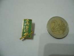 VECCHIO DISTINTIVO BADGE SPILLA SMALTATO CINA CHINA GIAPPONE JAPAN VINTAGE. - Pin's