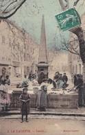 Carte 1908 LA VALETTE / LE LAVOIR (belle Carte Animée,lavandières) - La Valette Du Var