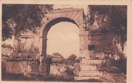 DOUGGA ARC. D'ALEXANDRE SEVERE  AUTENTICA 100% - Tunisia