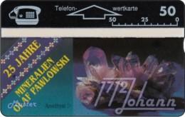 AUSTRIA Private: *Pawlowski - Amethyst* - SAMPLE [ANK P471] - Oesterreich