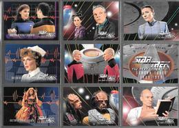 BF95 - SERIE COMPLETE CARTES STAR TREK VOYAGER - SEASON THREE - CARTES 205 à 312 - Star Trek