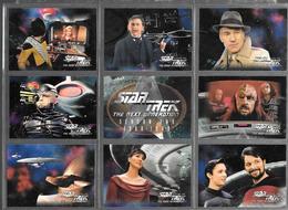 BF94 - SERIE COMPLETE CARTES STAR TREK VOYAGER - SEASON TWO - CARTES 109 à 204 - Star Trek