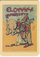 CALENDARIO DEL AÑO 2002 DE UN ELEFANTE (CALENDRIER-CALENDAR) ELEPHANT - Calendarios