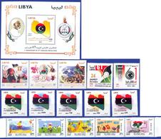 Libye Libya Année 2012 Complète - Libya