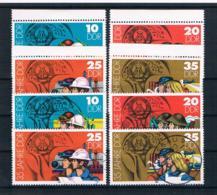 DDR 1984 Mi.Nr. 2898/901 Kpl. Satz ** + Gestempelt - Neufs