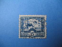 Perforé  Perfin  Indochine,   Perforation :  BI2    à Voir - Algérie (1924-1962)