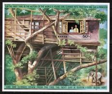 KENYA   Scott # 88** VF MINT NH Souvenir Sheet SS-361 - Kenya (1963-...)