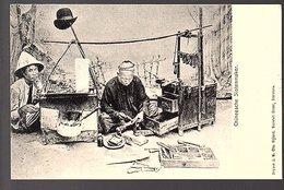 Netherlands Indies  Chinese Locker Repair ± 1900  (NI-17-24) - Indonesië