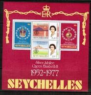 SEYCHELLES   Scott # 387a** VF MINT NH Souvenir Sheet SS-362 - Seychelles (1976-...)