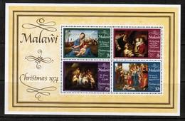 MALAWI   Scott # 232a** VF MINT NH Souvenir Sheet SS-363 - Malawi (1964-...)