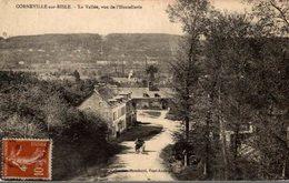 CORNEVILLE SUR RISLE LA VALLEE  VUE DE L HOSTELLERIE - Le Manoir