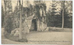 Bonsecours - Pensionnat Des Dames Bernardines D'Esuermes,à Bonsecours - La Grotte - 1921 - Péruwelz