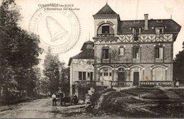 CORNEVILLE SUR RISLE  L HOSTELLERIE DES  CLOCHES - Le Manoir