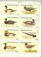Equatorial Gunea - 1978 Water Birds Sheetlet MNH ** - Equatorial Guinea