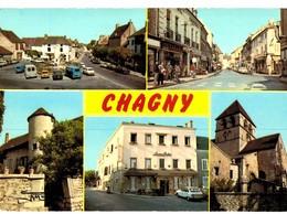 CPM* N°2883 - LOT DE 2 CARTES DE CHAGNY - Chagny