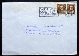 Denmark 1982 Letter HJØRRING    Minr.753 (O) ( Lot  5854) - Denmark