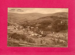 68 Haut-Rhin, Urbeis, Orbey, Totalansicht, Vue Générale, 1912, (A. Freyer) - Orbey