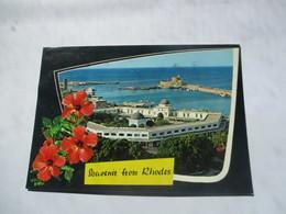 CP Souvenir From Rhodes - Grecia