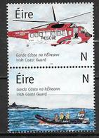 Irlande 2019 Timbres Neufs ** Bateaux Garde Cotes - 1949-... République D'Irlande