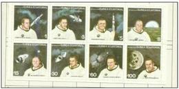 Equatorial; Guinea - 1978 Astronauts S/let MH * - Equatorial Guinea