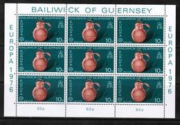 GUERNSEY  Scott # 135-6** VF MINT NH Miniature Sheets SS-369 - Guernsey