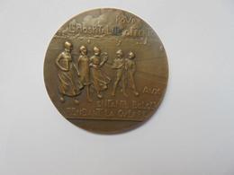RECONNAISSANCE DE LA BELGIQUE A LA HOLLANDE-1916 Par GEORGES PETIT  18 Grammes-37 Mm - Professionnels / De Société